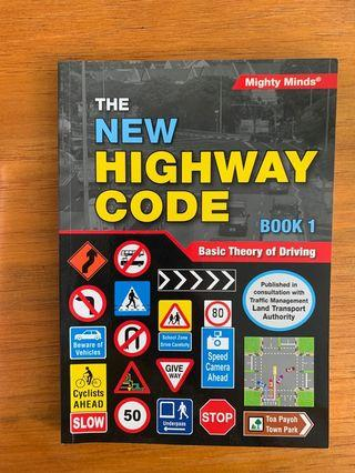 BTT basic theory Book New Highway Code book 1