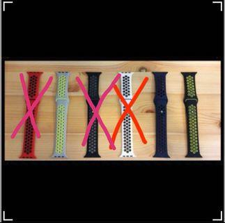 🔥🔥2 for $10 clearance sale🔥🔥 Apple 42mm Nike straps