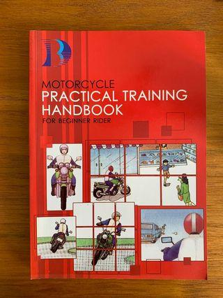 Motorcycle practical training handbook highway code