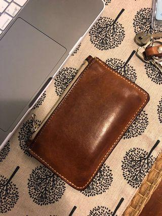 Handmade Genuine Leather Wallet/Pouch by ODSY