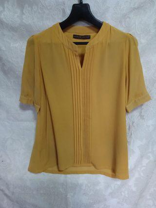 Office Attire Corporate Work Blouse Tops assorted
