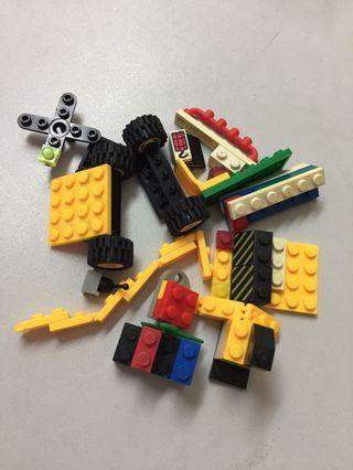 Lego 一堆