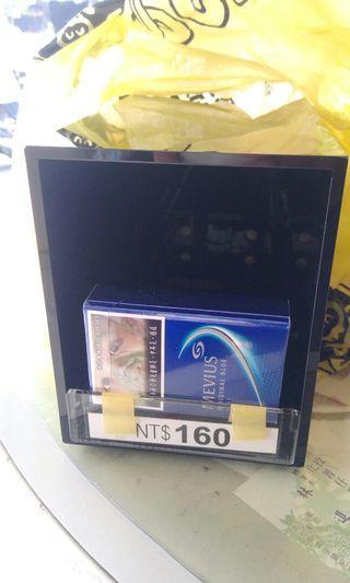 🚚 鏡面壓克力磁吸自動香煙盒