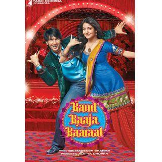 BAND BAAJA BAARAAT (ORIGINAL BOLLYWOOD DVD)