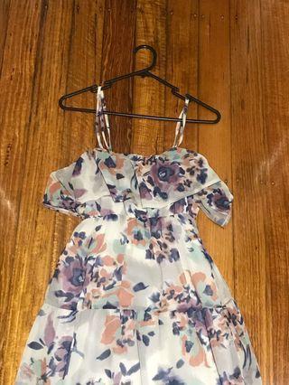 Portman's maxi dress