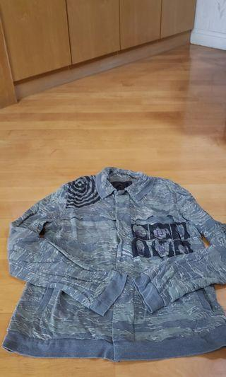 undercover jacket size 2