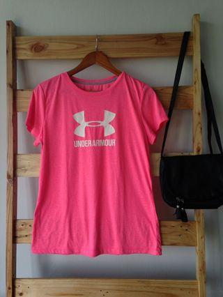 Under armour casual tee