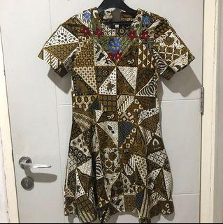 Batik Dress - Batik Keris