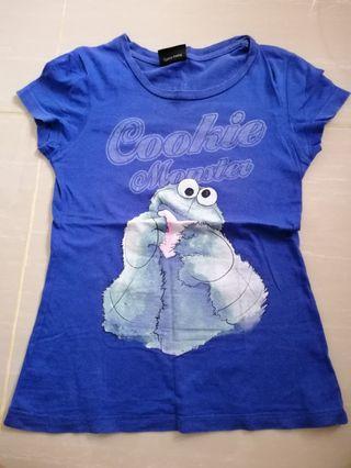 Sesame street blouse