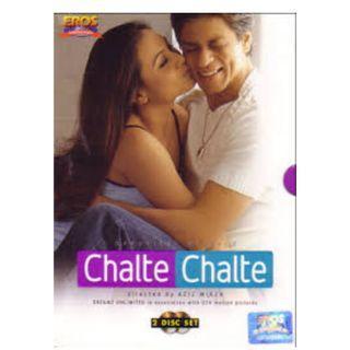 CHALTE CHALTE DVD ORIGINAL IMPORTED