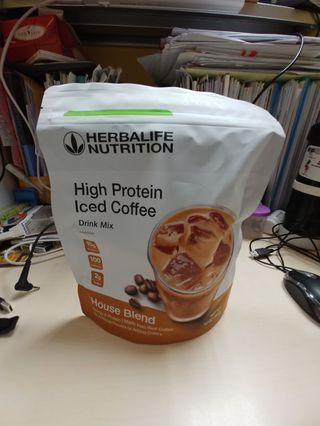 Herbalife美國版高蛋白咖啡味