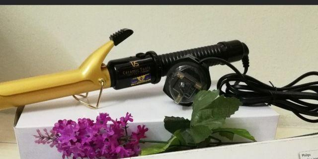 NEW Ceramic Hair Curler Vidal Sassoon 25mm