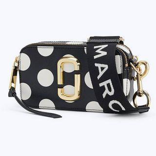 8daeb627b Authentic Marc Jacobs MJ Snapshot Dot Small Camera Bag Crossbody Sling