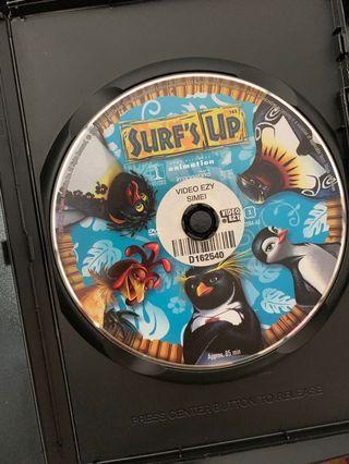 🚚 衝浪企鵝 surf's up DVD