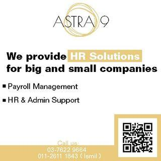 outsource HR Solution