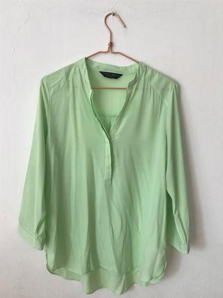 Dorothy Perkins Mint Top