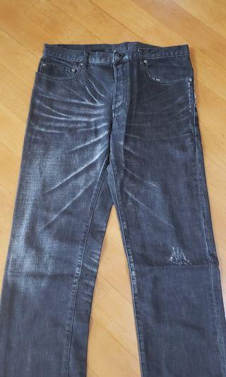 dior homme 04 washed denim Jean's size 50