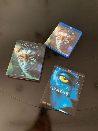 🚚 Avatar 阿凡達DVD 藍光