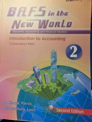 BAFS in the new world (dse accounting