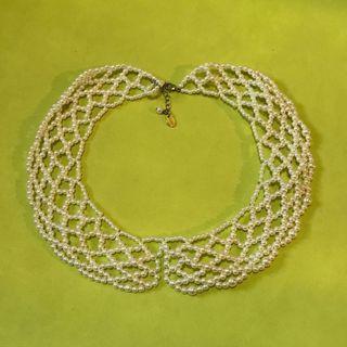 Snidel Collar necklace