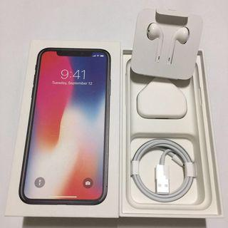 🚚 iPhone X Space Gray