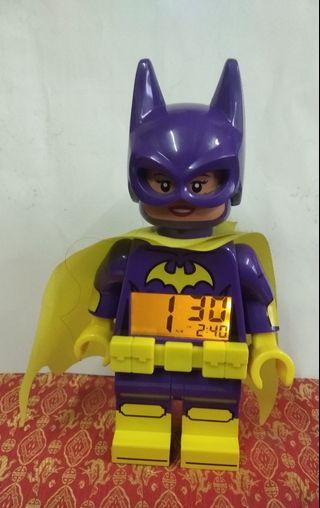 Lego Batgirl 蝙蝠女俠 鐘