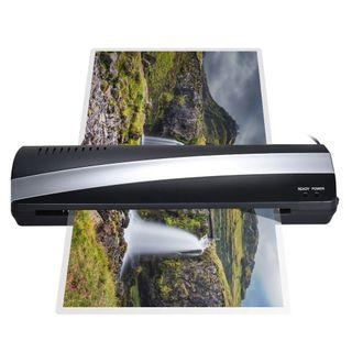 A3 13inch Width Photo Paper Hot And Cold Thermal Laminator laminating laminate Machine Quick Warm