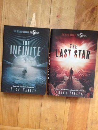 THE INFINITE SEA AND THE LAST STAR
