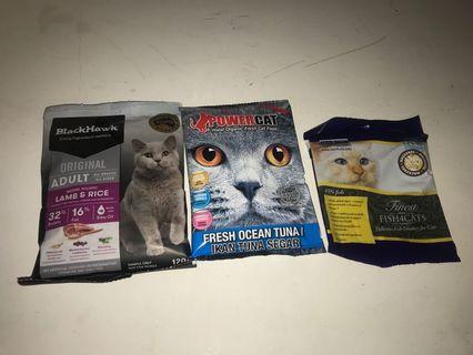 Assorted Cat Food