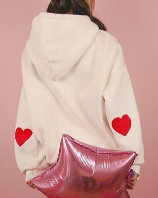 heart hoodie 🃏