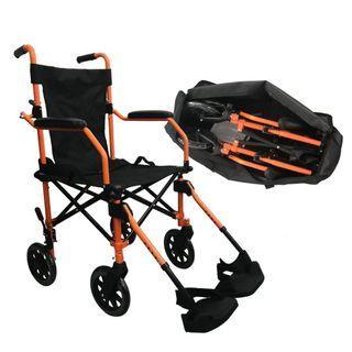 BRAND NEW 9.5 kg Travel Wheelchair