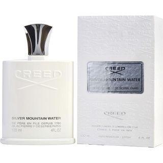 CREED Silver Mountain Water perfume 男士香水 edp