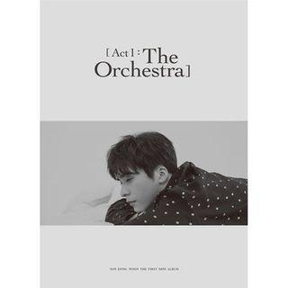 [PREORDER] Son Dongwoon - Act 1: The Orchestra (1st Mini Album)