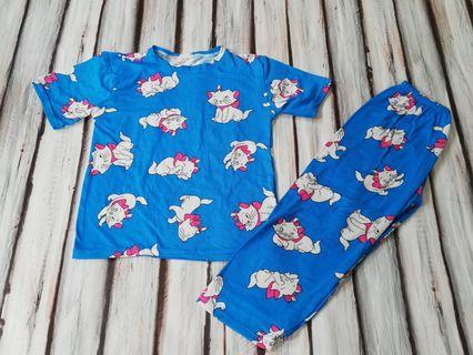 Bnew cat pajama fits 3 to 5 yrs old