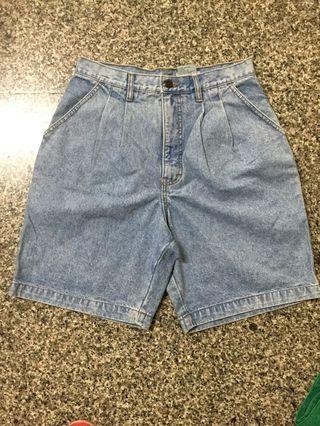 古著高腰牛仔褲(男女皆可)