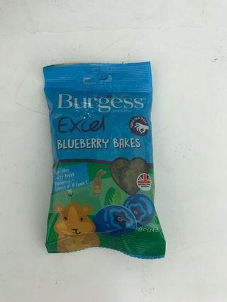 Burgess Blueberry Baked