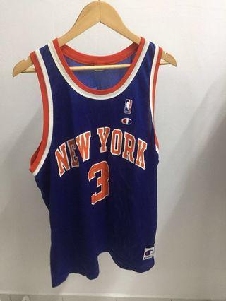 Basketball Jersey by Champion