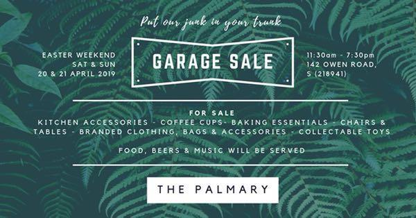 Garage Sales!!