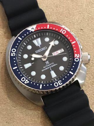 Seiko SRP779K1 Diver 200m Automatic Pepsi