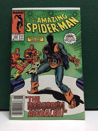 Amazing Spider-Man #289 (Marvel comics)