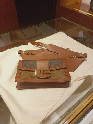 Louis Vuitton Dauphine Belt Bag