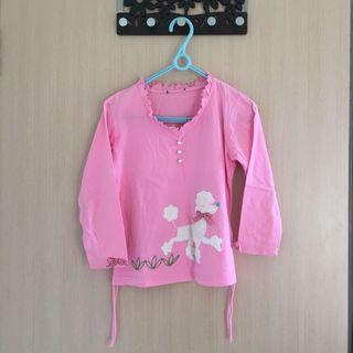 🚚 女童長袖上衣2