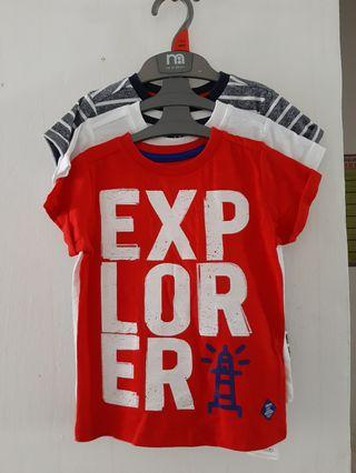 T Shirt Mothecare 1.5-2y