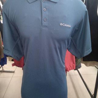 Columbia Collar Tshirt