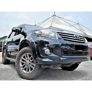 2015 Toyota Fortuner 2.5 G TRD Sportivo [1OWNER][LIKE NEW][PROMO][TRD] 15