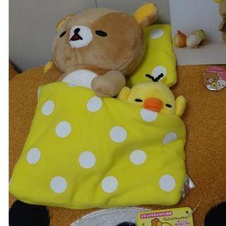 2011 訓覺系列 限定 Rilakkuma 鬆弛熊