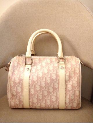 Dior 波士頓vintage bag