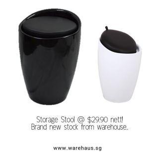 🚚 Brand New Storage Stool