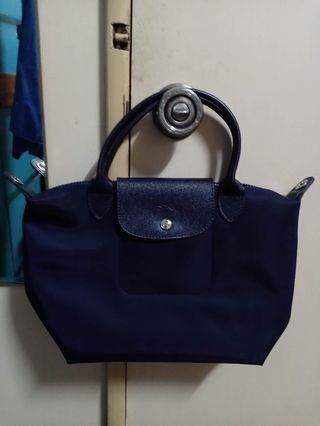 Authentic Purple Longchamp