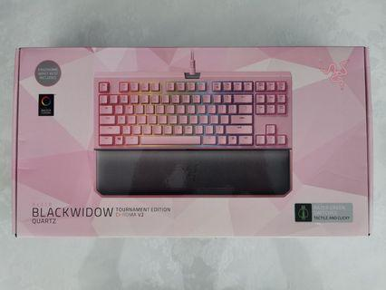 Razer BlackWidow Tournament Edition Chroma V2 Quartz #ENDGAMEyourEXCESS